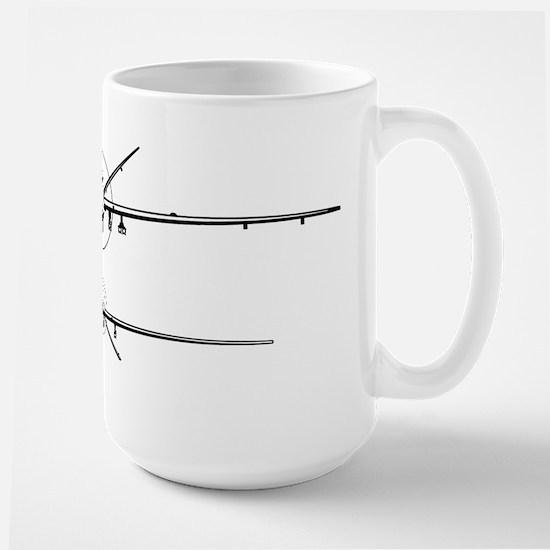 Deadly Duo Large Mug