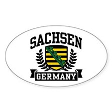 Sachsen Germany Decal