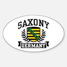 Saxony Germany Decal