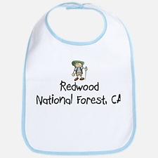 Hike Redwood Nat Park (Boy) Bib