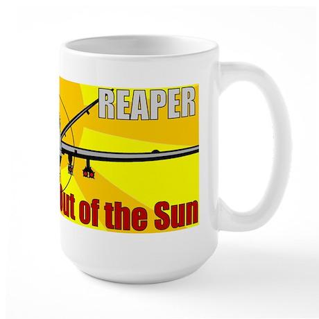 MQ-9 Reaper Large Mug