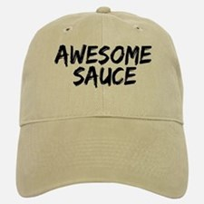 Awesome Sauce Baseball Baseball Cap