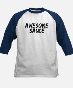 Awesome Sauce Kids Baseball Jersey