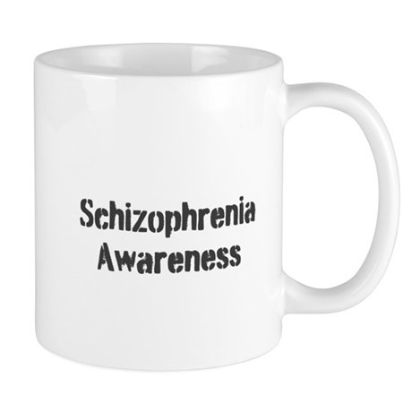 Schizophrenia Awareness Mug