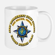 EMBLEM - Army Management Staff College Mug