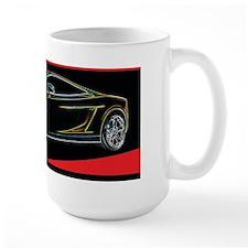 Lamborghini Glow Mug