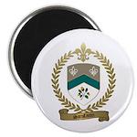 SANSFACON Family Crest Magnet