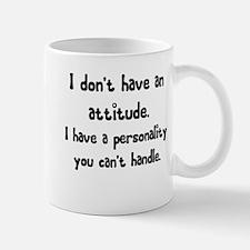 personality Small Small Mug