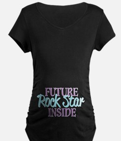 Future Rock Star Inside T-Shirt