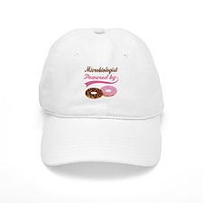 Microbiologist Gift Doughnuts Baseball Cap