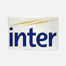 Inter milan Rectangle Magnet