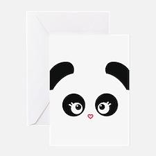 Love Panda® Greeting Card