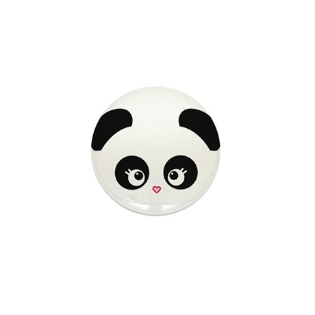 Love Panda® Mini Button (10 pack)
