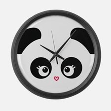 Love Panda® Large Wall Clock