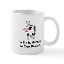 To Moo Bovine Mug