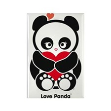 Love Panda® Rectangle Magnet