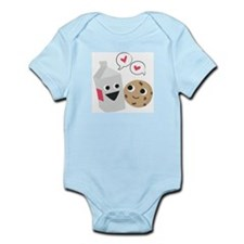 Milk & Cookie Infant Bodysuit