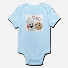 Milk & Cookie Infant Bodysuit