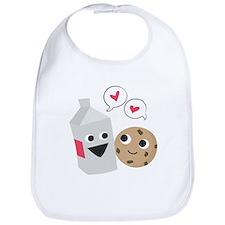 Milk & Cookie Bib