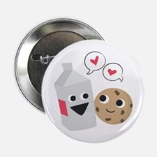 "Milk & Cookie 2.25"" Button"