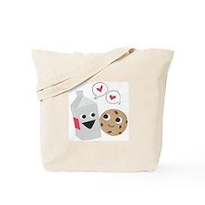 Milk & Cookie Tote Bag
