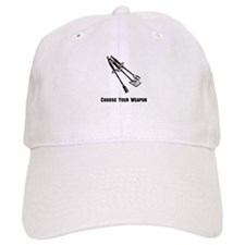 Choose Your Weapon Grill Baseball Cap