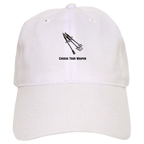 Choose Your Weapon Grill Cap