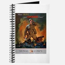 Army Skill and Courage Journal
