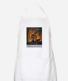 Army Skill and Courage BBQ Apron
