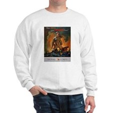 Army Skill and Courage Sweatshirt