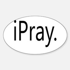 iPray Decal