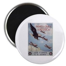Wings Over America Air Corps Magnet