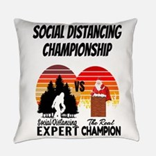 Phils Postseason Flags 2007-1 Throw Pillow