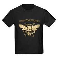 MIND YOUR BEESWAX T