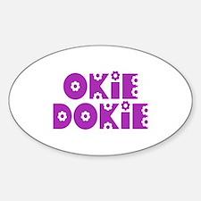 OkieDokie_So_Purple Decal