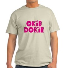 OkieDokie_La_Pink T-Shirt