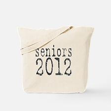 2012 Typo Black Tote Bag