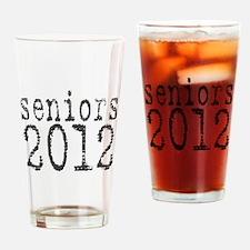 2012 Typo Black Drinking Glass