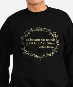 Light a Fire (yellow) Sweatshirt