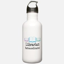 Librarian (Extraordinaire) Water Bottle
