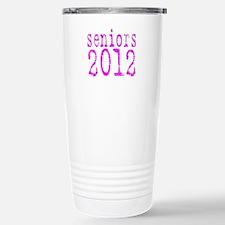 2012 Typo Pink Travel Mug