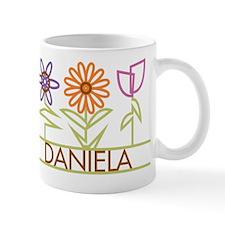 Daniela with cute flowers Mug