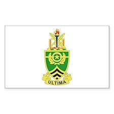 DUI - Sergeants Major Academy Decal