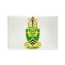 DUI - Sergeants Major Academy Rectangle Magnet
