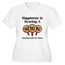 """Happiness is..."" T-Shirt"