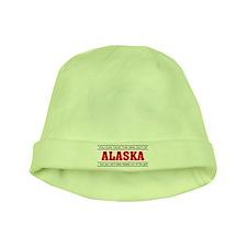 'Girl From Alaska' baby hat
