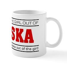 'Girl From Alaska' Mug