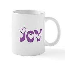 Joy_Violet Mug