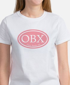 OBX Pink Outer Banks Women's T-Shirt