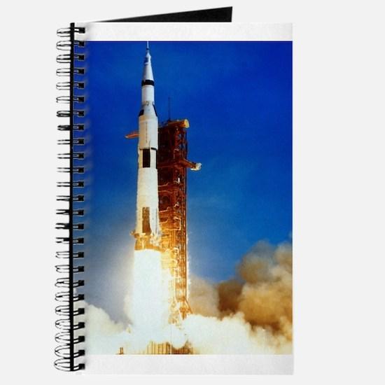 Saturn V Launch Journal